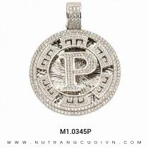 Mua Mặt Dây Chuyền M1.0345P tại Anh Phương Jewelry