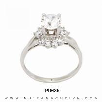 Mua Nhẫn Kiểu Nữ PDH36 tại Anh Phương Jewelry