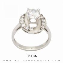 Mua Nhẫn Kiểu Nữ PDH55 tại Anh Phương Jewelry