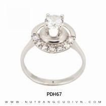 Mua Nhẫn Kiểu Nữ PDH67 tại Anh Phương Jewelry