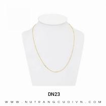 Mua Dây Chuyền DN23 tại Anh Phương Jewelry