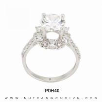 Mua Nhẫn Kiểu Nữ PDH40 tại Anh Phương Jewelry