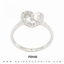 Mua Nhẫn Kiểu Nữ PDH46 tại Anh Phương Jewelry