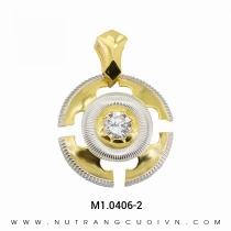 Mua Mặt Dây Chuyền M1.0406-2 tại Anh Phương Jewelry