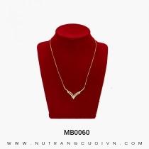 Mua Dây Chuyền MB0060 tại Anh Phương Jewelry