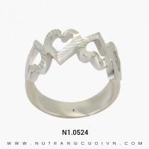 Mua Nhẫn Nữ N1.0524 tại Anh Phương Jewelry