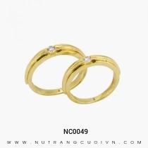 Mua Nhẫn Cưới Vàng NC0049 tại Anh Phương Jewelry