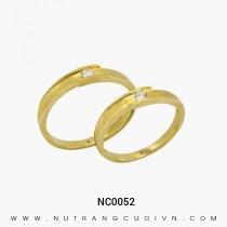 Mua Nhẫn Cưới Vàng NC0052 tại Anh Phương Jewelry