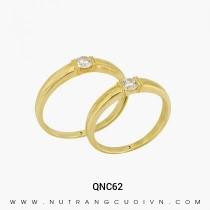 Mua Nhẫn Cưới Vàng QNC62 tại Anh Phương Jewelry