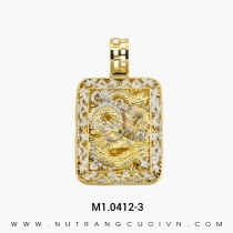 Mua Mặt Dây Chuyền M1.0412-3 tại Anh Phương Jewelry