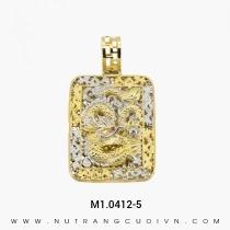 Mua Mặt Dây Chuyền M1.0412-5 tại Anh Phương Jewelry