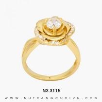Mua Nhẫn Kiểu Nữ N3.3115 tại Anh Phương Jewelry