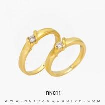 Mua Nhẫn Cưới Vàng RNC11 tại Anh Phương Jewelry