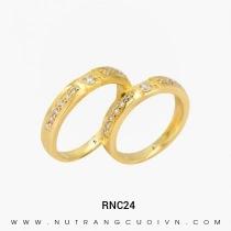 Mua Nhẫn Cưới Vàng RNC24 tại Anh Phương Jewelry