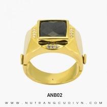 Mua Nhẫn Nam ANB02 tại Anh Phương Jewelry