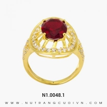 Mua Nhẫn Kiểu Nữ N1.0048.1 tại Anh Phương Jewelry