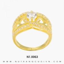 Mua Nhẫn Kiểu Nữ N1.0063 tại Anh Phương Jewelry