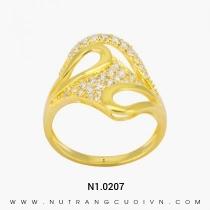 Mua Nhẫn Kiểu Nữ N1.0207 tại Anh Phương Jewelry