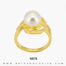 Mua Nhẫn Kiểu Nữ N876 tại Anh Phương Jewelry