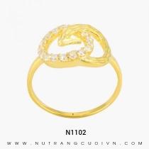 Mua Nhẫn Kiểu Nữ N1102 tại Anh Phương Jewelry