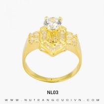 Mua Nhẫn Kiểu Nữ NL03 tại Anh Phương Jewelry