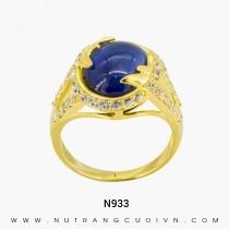 Mua Nhẫn Kiểu Nữ N933 tại Anh Phương Jewelry