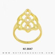 Mua Nhẫn Kiểu Nữ N1.0047 tại Anh Phương Jewelry