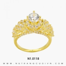 Mua Nhẫn Kiểu Nữ N1.0118 tại Anh Phương Jewelry