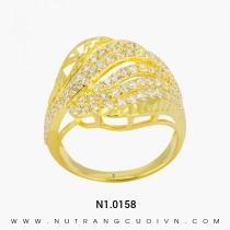 Mua Nhẫn Kiểu Nữ N1.0158 tại Anh Phương Jewelry