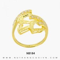 Mua Nhẫn Kiểu Nữ NB184 tại Anh Phương Jewelry