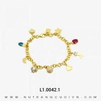 Mua Lắc Tay L1.0042.1 tại Anh Phương Jewelry