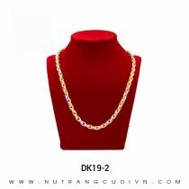 Mua Dây Chuyền DK19-2 tại Anh Phương Jewelry