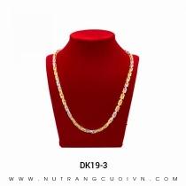 Mua Dây Chuyền DK19-3 tại Anh Phương Jewelry