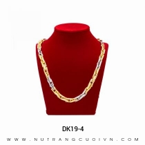 Mua Dây Chuyền DK19-4 tại Anh Phương Jewelry