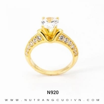 Mua Nhẫn Kiểu Nữ N920 tại Anh Phương Jewelry