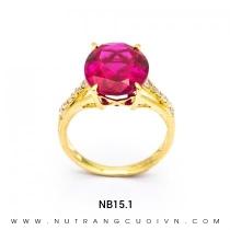 Mua Nhẫn Kiểu Nữ NB15.1 tại Anh Phương Jewelry