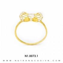 Mua Nhẫn Kiểu Nữ N1.0073.1 tại Anh Phương Jewelry