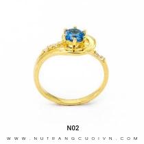 Mua Nhẫn Kiểu Nữ N02 tại Anh Phương Jewelry