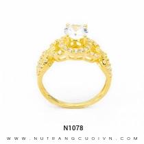Mua Nhẫn Kiểu Nữ N1078 tại Anh Phương Jewelry