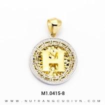 Mua Mặt Dây Chuyền M1.0415-8 tại Anh Phương Jewelry