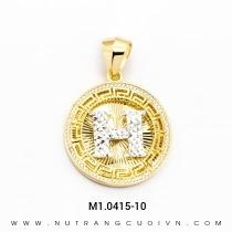 Mua Mặt Dây Chuyền M1.0415-10 tại Anh Phương Jewelry