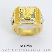 Nhẫn Nam N2.0105-3