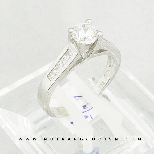 Nhẫn đính hôn - nhẫn kiểu NU00-10