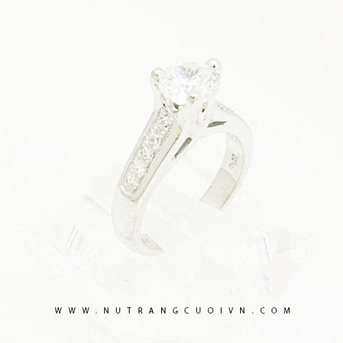 NHẪN ĐÍNH HÔN - NHẪN KIỂU NL3551