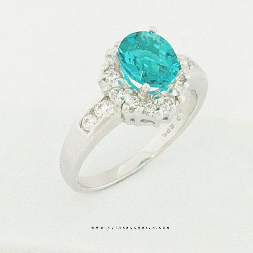 Nhẫn đính hôn - Nhẫn kiểu ANL458