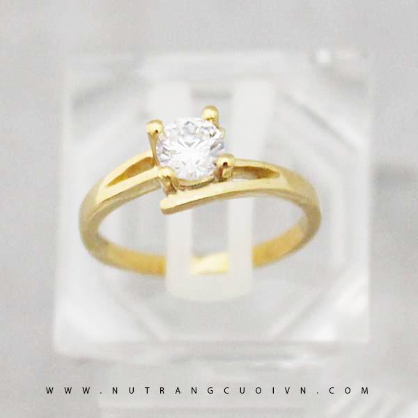 Nhẫn đính hôn NLF57