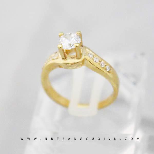 Nhẫn đính hôn NLF60