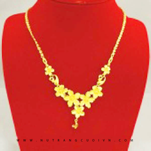 Wedding Necklet KLTDBT21