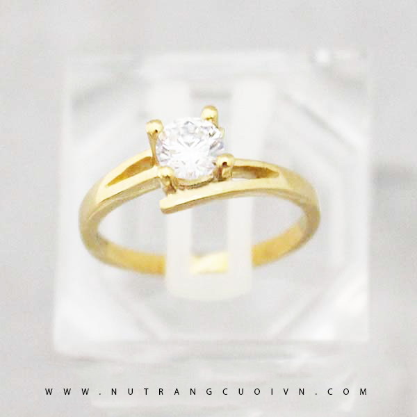 Engagement ring NLF57