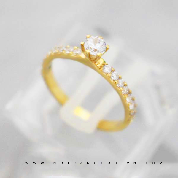 Engagement ring RNLF04